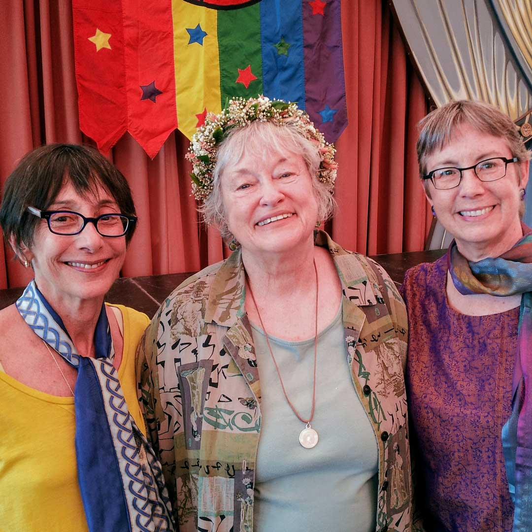 Girija, Jahanara, Suzanne